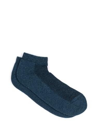 Mavi Havlu Çorap Mavi